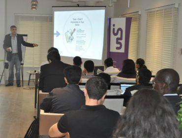 Omar Kattan Speaking at Innovation Week in5